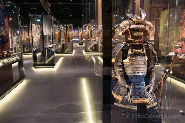 Suiza Ginebra Museo Etnografico Japon