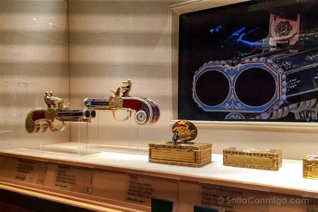 Suiza Ginebra Museo Patek Philippe