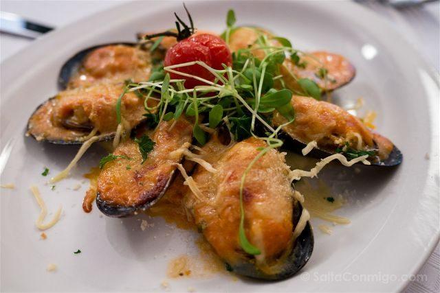 Belgica Flandes Comida Tipica Flamenca Mejillones