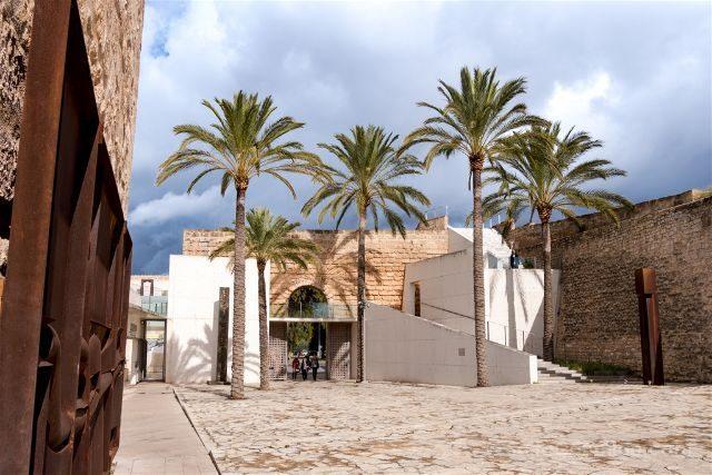 Islas Baleares Mallorca Palma Es Baluard