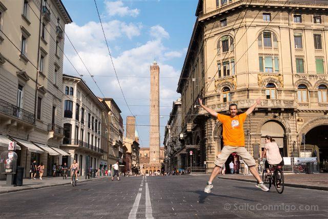 Italia Emilia Romagna BolognaSalto