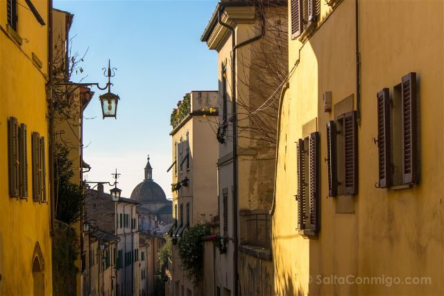 Italia Toscana Arezzo Calle
