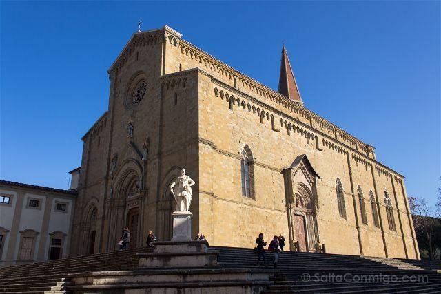 Italia Toscana Arezzo Catedral