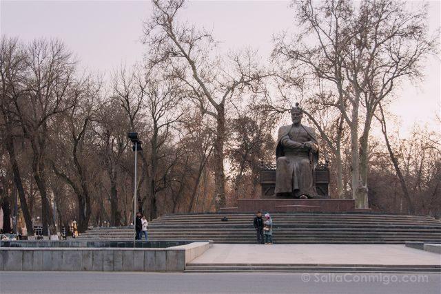 Uzbekistan Samarcanda Tamerlan