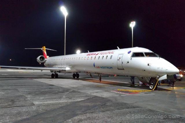 Air Nostrum Iberia Bombardier