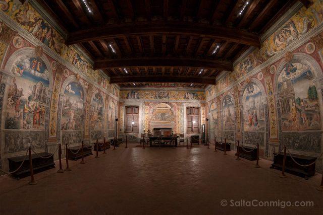 Italia Mantua Sala Zodiaco Palazzo dArco