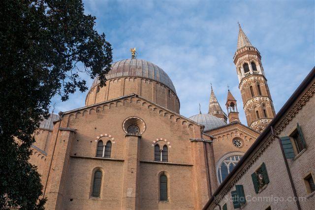 Italia Padua Basilica San Antonio