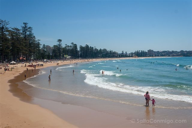 Australia Sydney Manly Beach