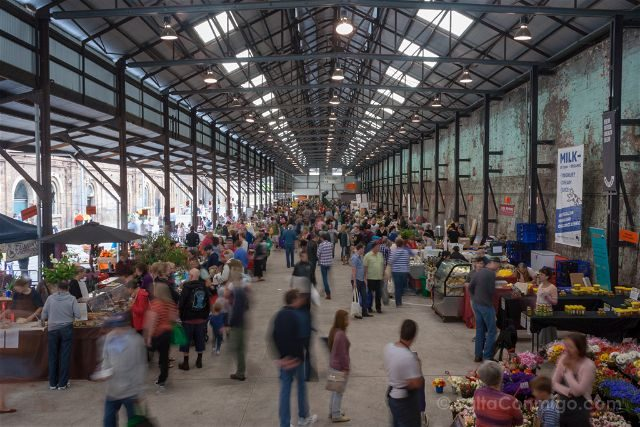 Australia Sydney Mercadillo Eveleigh