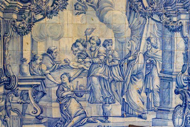 Brasil Olinda Convento San Francisco Azulejos