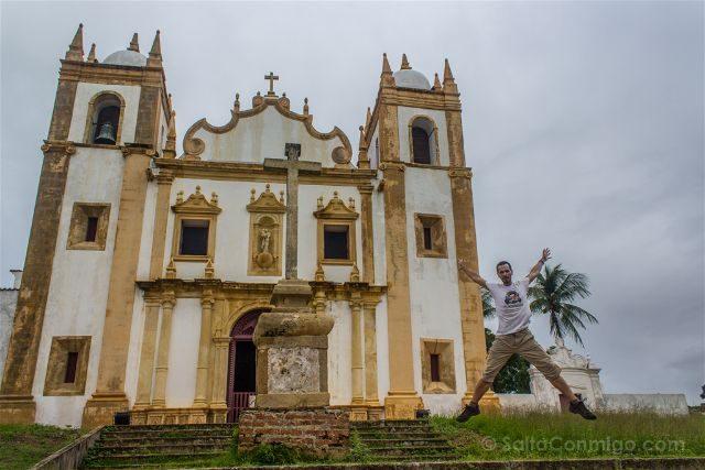 Brasil Olinda Igreja Carmo Salto