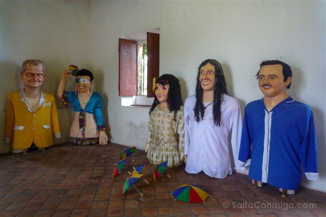 Brasil Olinda Museu Mamulengo