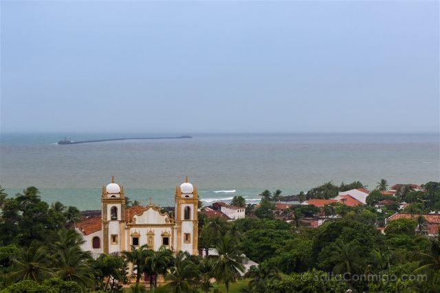 Brasil Olinda Se Vista Igreja Carmo