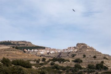 Castellon Els Ports Ares de Maestre