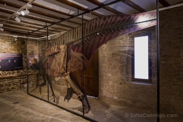 Castellon Els Ports Cinctorres Museo Dinomania