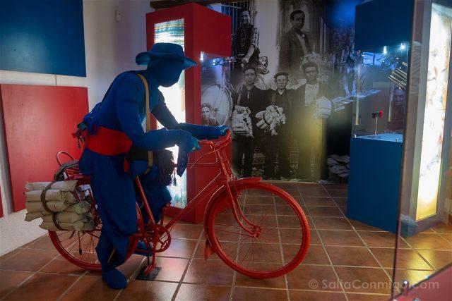Castellon Els Ports Cinctorres Museo Faja Faixero