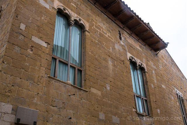 Castellon Els Ports Morella Ayuntamiento Ventanas Goticas