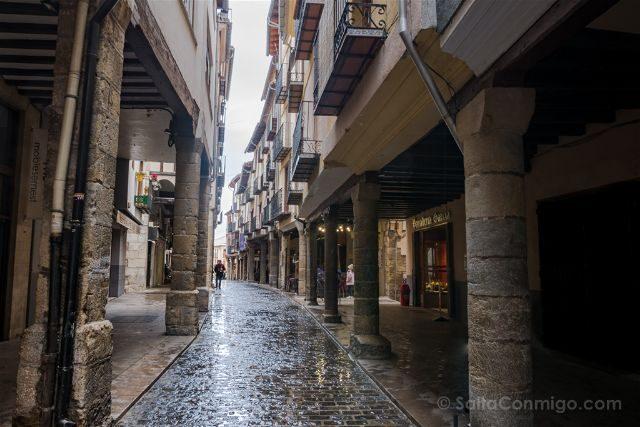 Castellon Els Ports Morella
