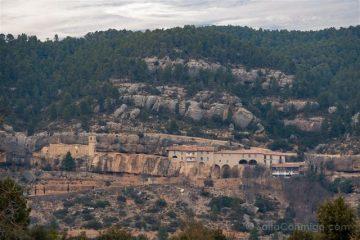 Castellon Els Ports Sorita Santuario de la Mare de Deu de la Balma