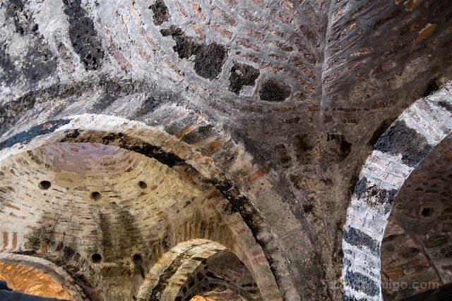 Grecia Meteora Varlaam Arquitectura