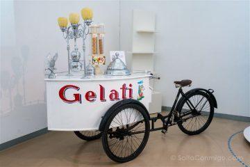 Italia Carpigiani Gelato Museum Bici
