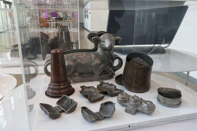 Italia Carpigiani Gelato Museum Moldes