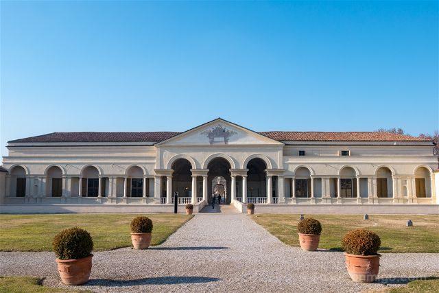 Italia Lombardia Mantua Palazzo Te Jardin
