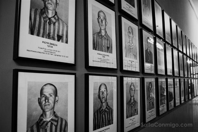 Polonia Cracovia Auschwitz Fotos