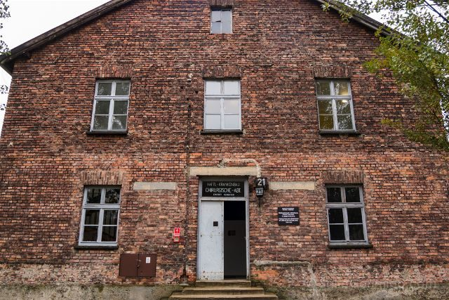 Polonia Cracovia Auschwitz Hospital