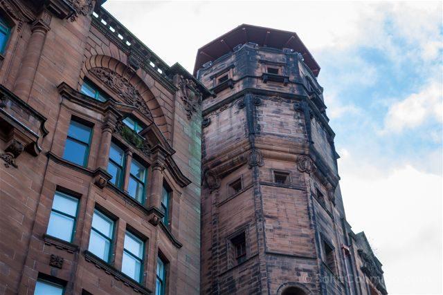 Reino Unido Escocia Glasgow Faro