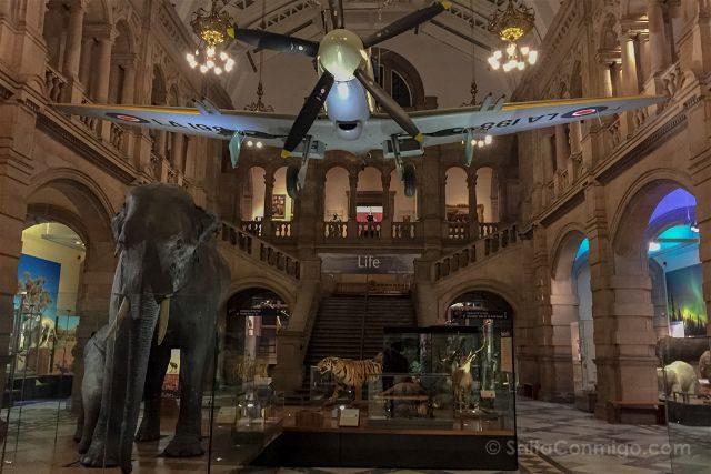 Reino Unido Escocia Glasgow Kelvingrove Museum Sala
