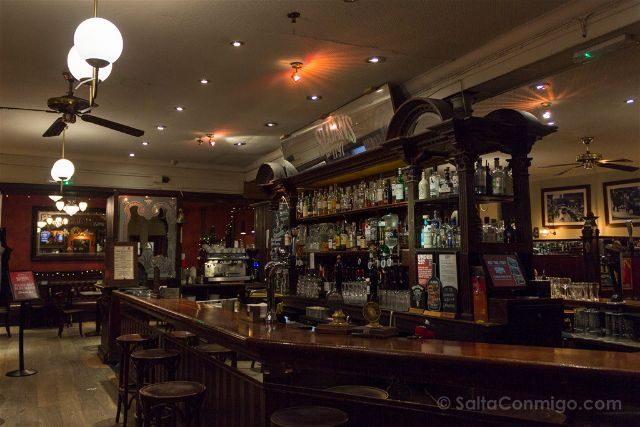 Reino Unido Escocia Glasgow Sloans Pub