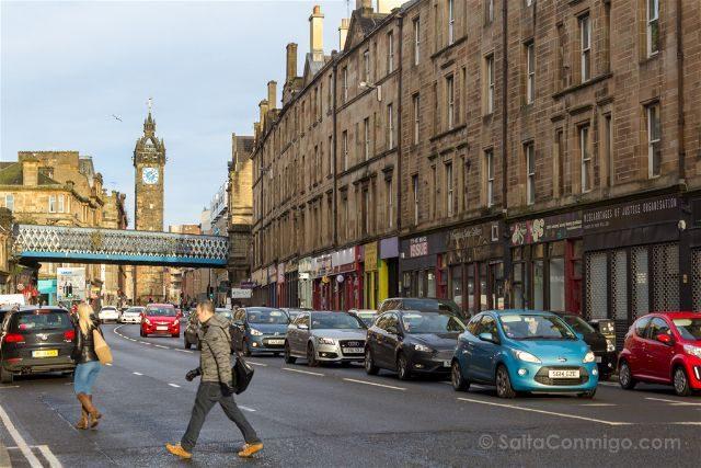 Reino Unido Escocia Glasgow Tolbooth Steeple