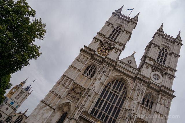 Reino Unido Inglaterra Londres Abadia Westminster Exterior