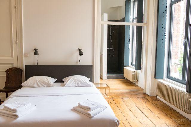 Belgica Bruselas BB DRUUM Habitacion