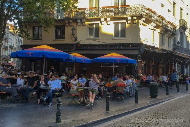 Belgica Bruselas Boutique Hotel Saint Gery Barrio