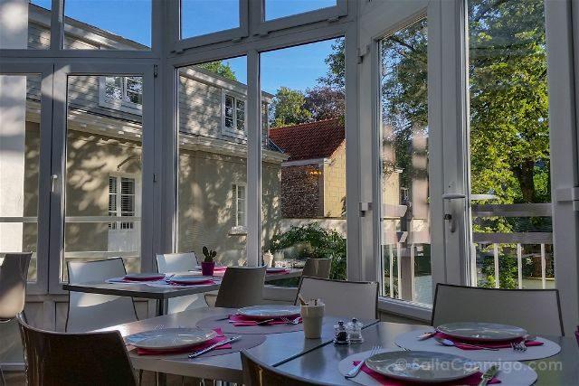 Belgica Bruselas Hotel Made Louise Desayunador