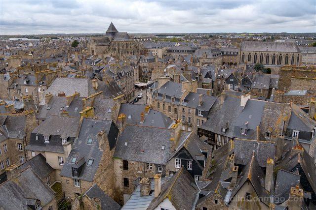 Francia Bretagne Dinan Torre