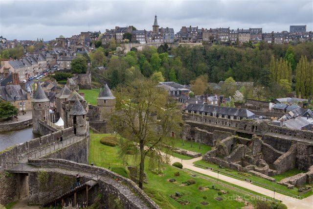Francia Bretagne Fougeres