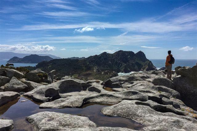 Galicia Islas Cies Alto do Principe