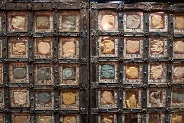 Islas Baleares Mallorca Catedral Museo Altar Jaime I