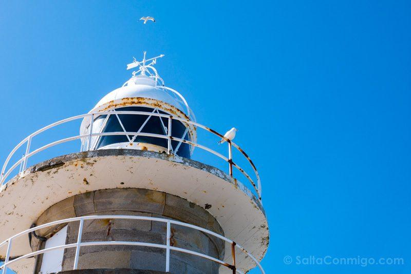 Islas Cies Galicia Faro