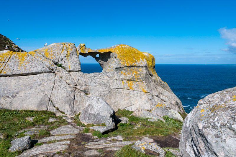 Islas Cies Galicia Pedra da Campa