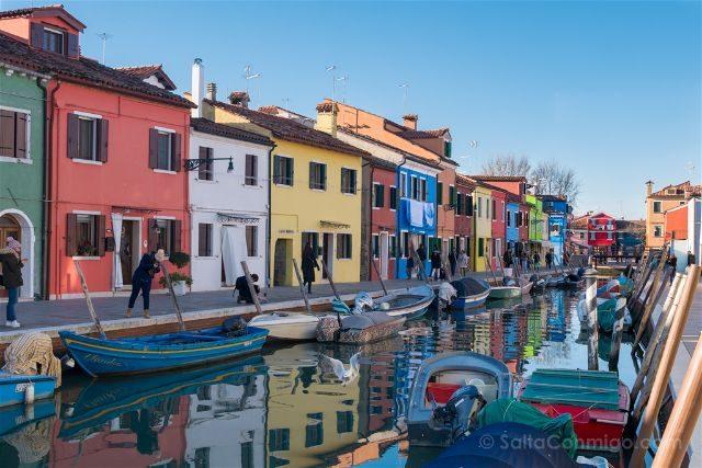 Italia Venecia Burano
