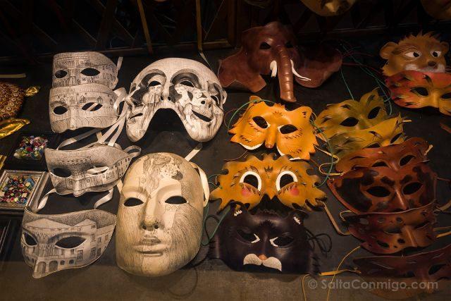 Italia Venecia Carnaval Mascaras
