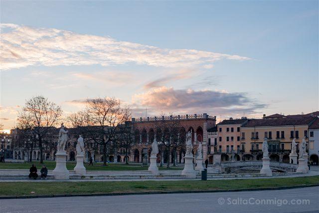 Italia Veneto Padua Prato della Valle