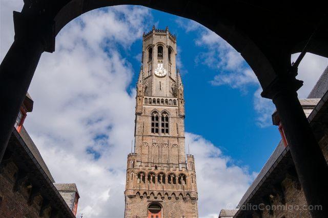 Fotos de Brujas Bélgica Belfort