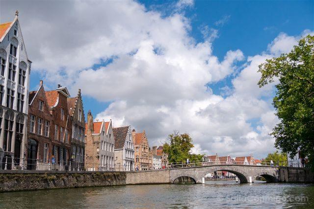 Fotos de Brujas Bélgica Carmersbrug