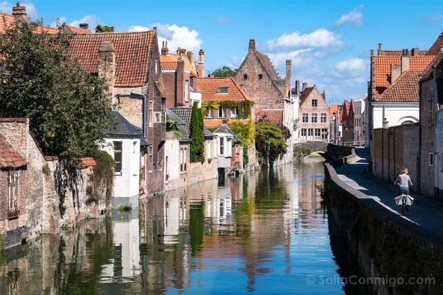 Belgica Flandes Brujas Gouden-Handrei