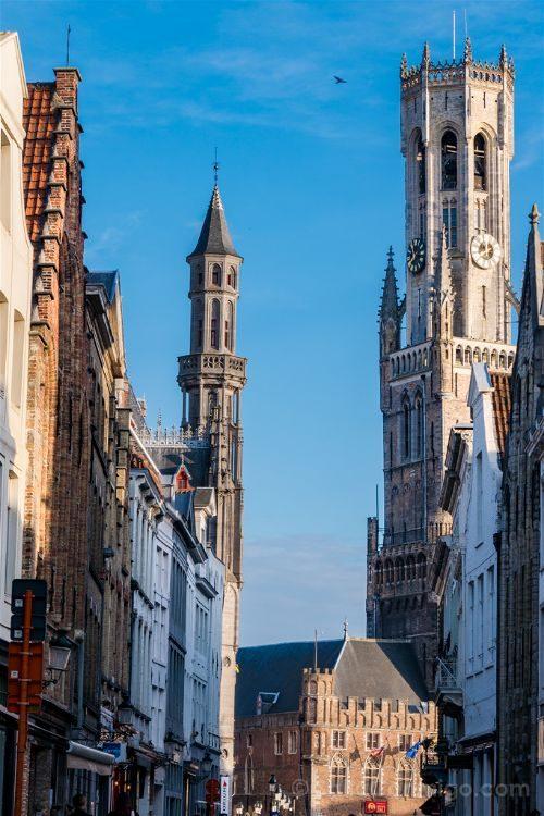Fotos de Brujas Bélgica Vlamingstraat